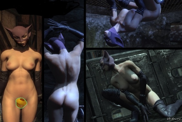 BATMAN ARKHAM CITY PORNO
