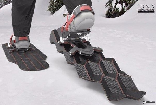 Снегоступы Flux Snowshoe: Inspired By Origam