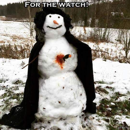 For the Watch!