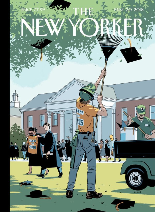 ������ The New Yorker ������� �� ����� ������� ��� ������� ����������� �������, ������, The New Yorker, ����