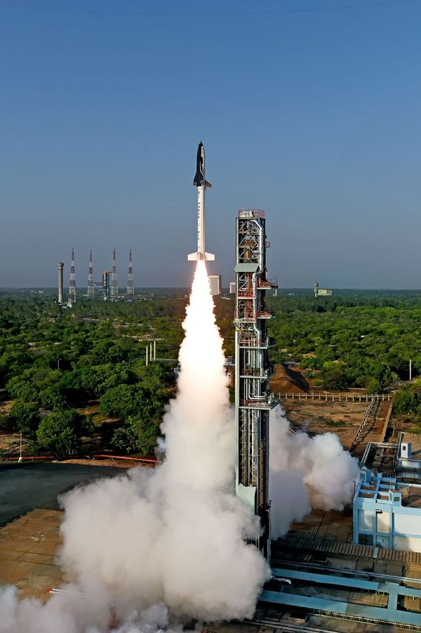 India Rocket Launch: Latest News, Photos, Videos on India ...