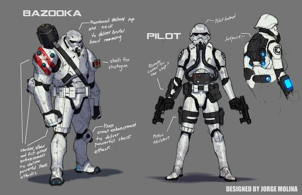 StarWars Concept Art star wars, �������-���, ���������
