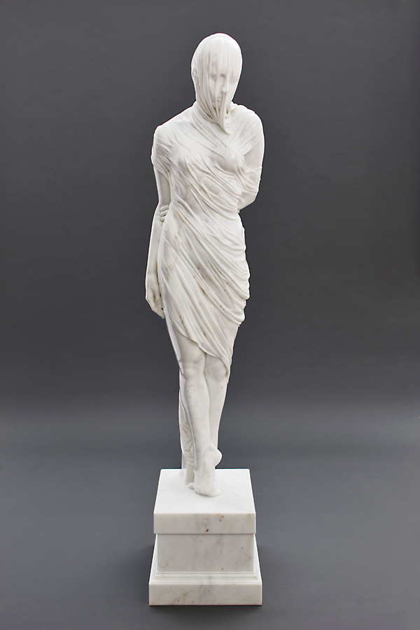 «Ballerina», Kevin Francis Gray, private collection, 2015. мрамор, новое, Academic Sculpture, длиннопост