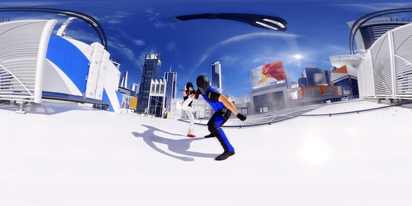 Технология NVIDIA Ansel в Mirror's Edge: Catalyst игры, ansel, nvidia, технологии, скриншот, mirrors edge catalyst, длиннопост