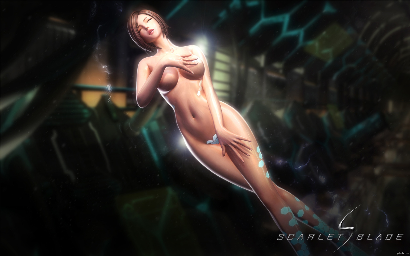 Blade and soul nude mod uncensored hentay picture