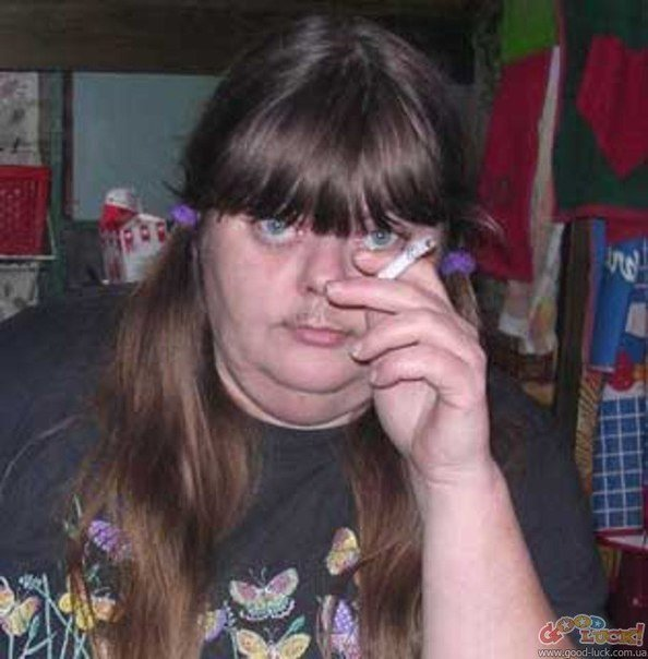 фото пьяная баба