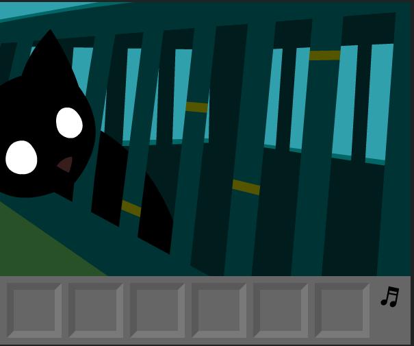 Побег из клетки кота игры