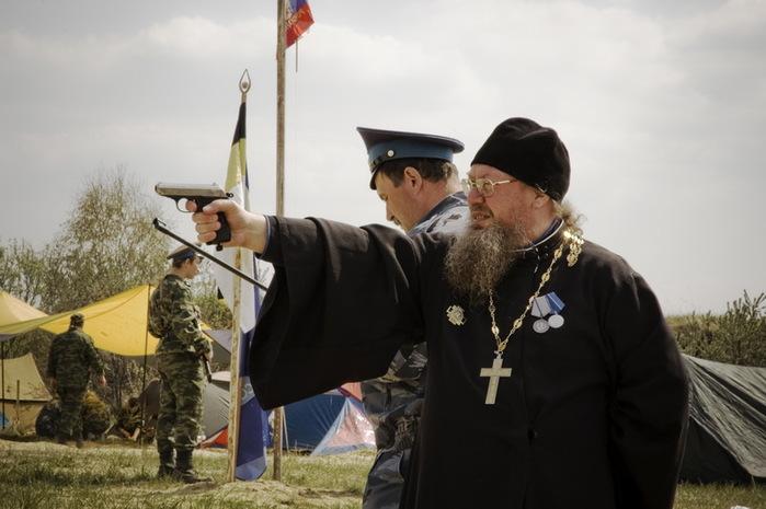 Священика РІПЦ, підозрюваного у незаконному поводженні зі зброєю, узято під варту на Львівщині - Цензор.НЕТ 3482