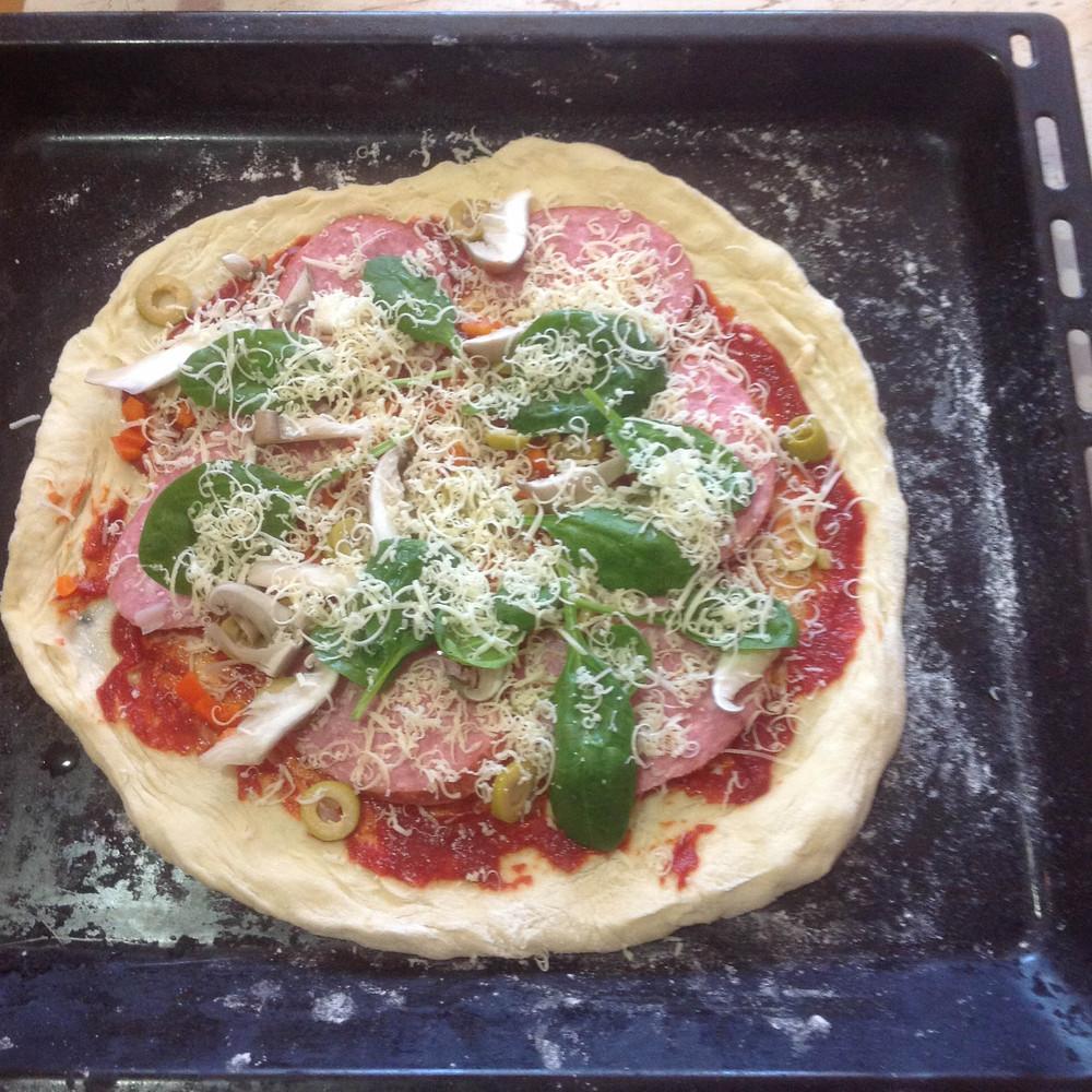 Ниндзя режет пиццу 3