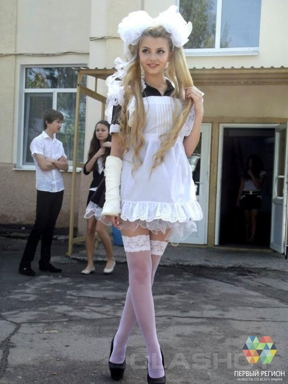 Частные фото девушек в школьной форме выпускницы фото 561-484