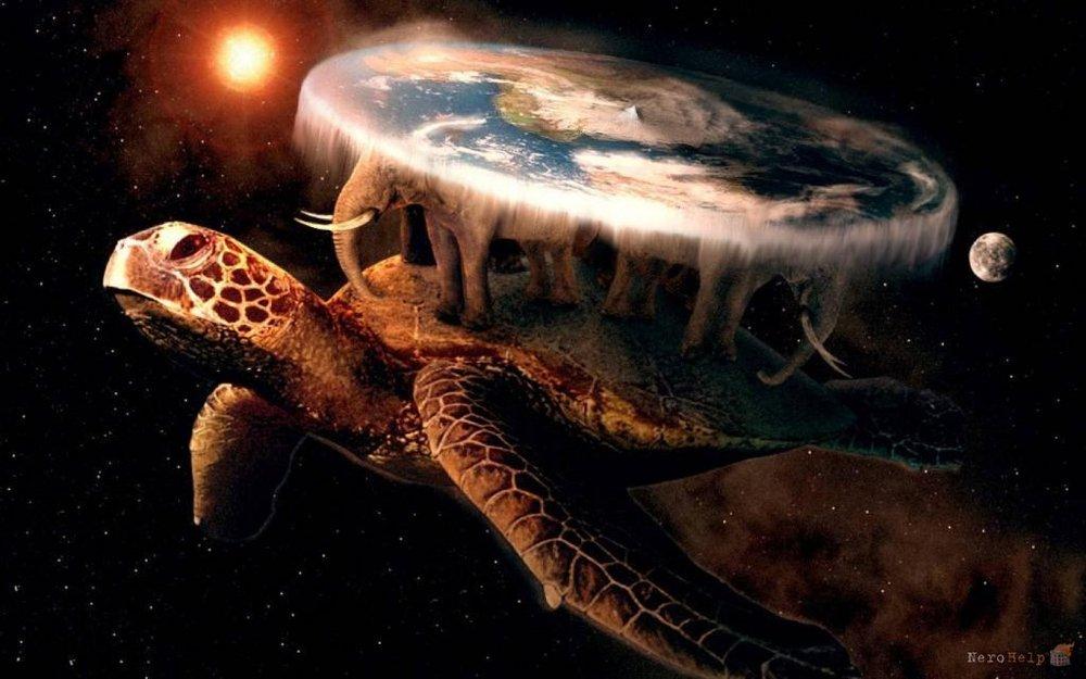 3 Что такое Земля  Всё кругом враньё!