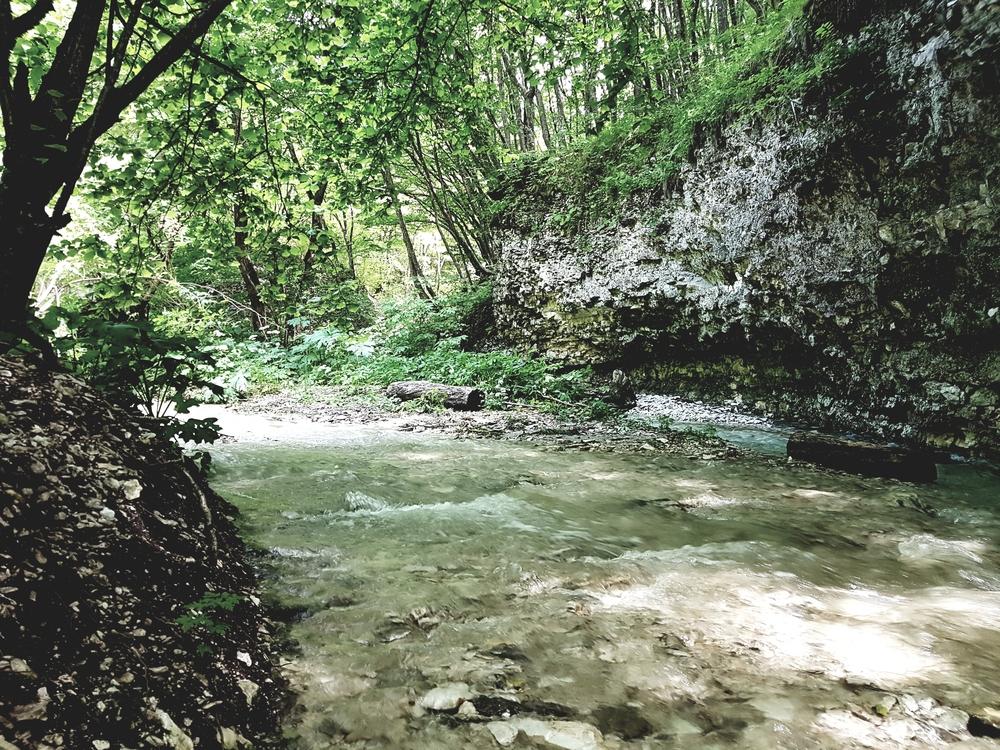 Нехуй в нашу речку лезть