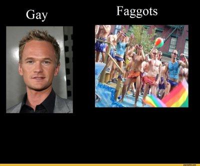 Чем отличается пидорас от гея