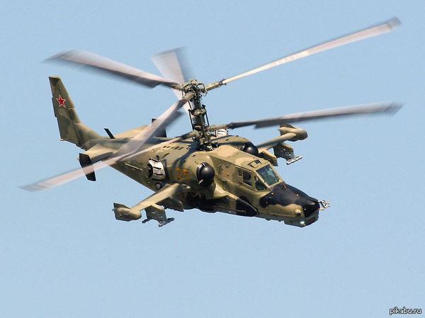 У одного пикабушника была идея постить милитари вместо сисек и котиков Ка-50«Чёрная акула»-легендарный российский ударный вертолёт, предназначенный для поражения бронетанковой и механизированной техники,воздушных целей и живой силы