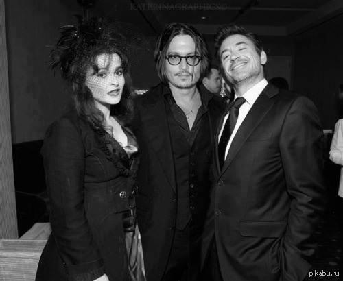 Три моих любимых актера Думаю, и ваших тоже! Они велики!