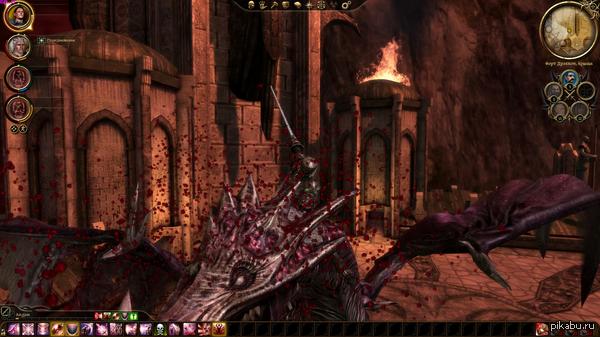 Я это сделал! Спустя 5 реальных дней и почти 28 часов в игре я всё-таки сумел пройти Dragon Age