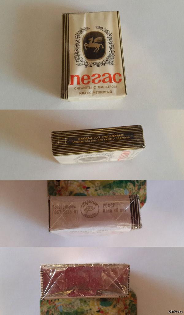 Сигареты из прошлого. На даче нашёл сигареты, сделанные ещё в СССР, запечатаны.Что делать с ними не знаю, сам не курю, страшно как-то курить эти сигареты. Оставить лежать дальше?