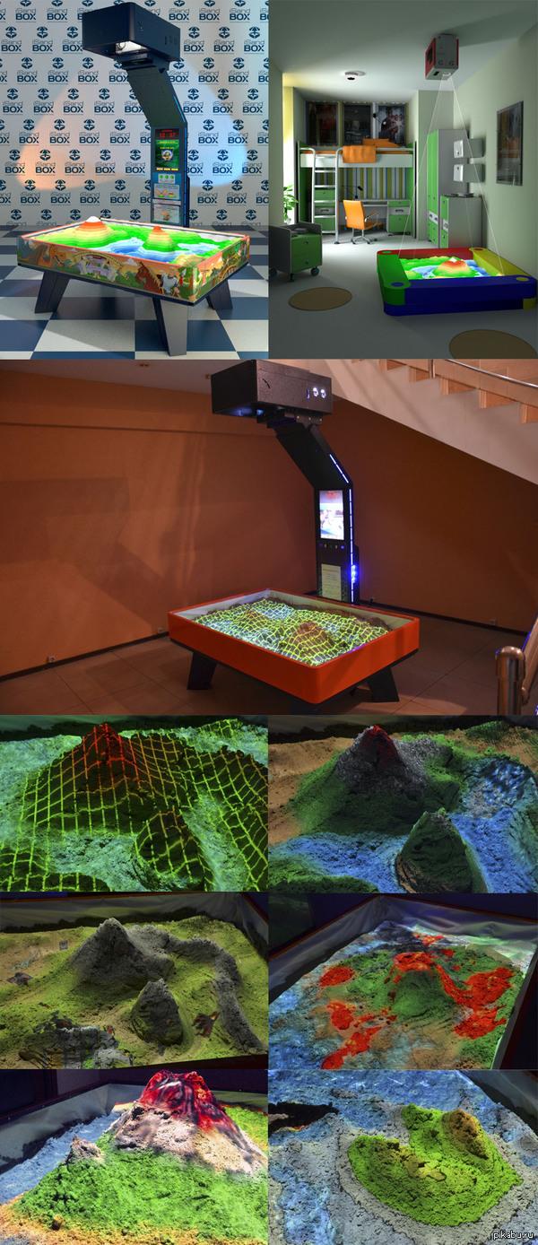 Интерактивная песочница – что это? Для тех, кто в теме! В продолжении своих постов об интерактивной песочнице. Описание внутри...