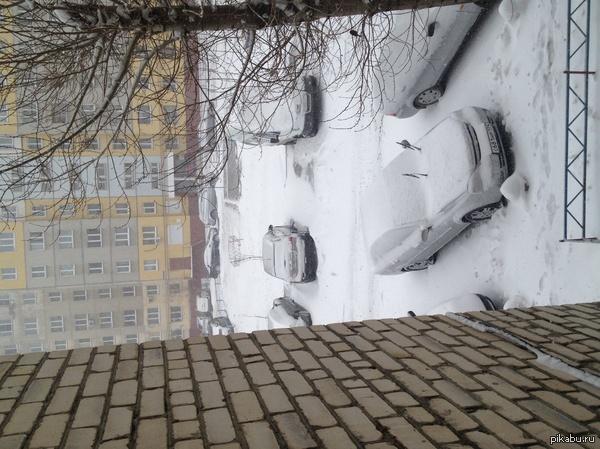 С новым годом Челябинск!