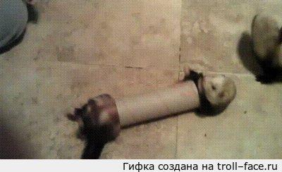 И еще застревашка Ему похоже норм)