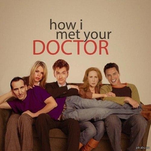 how i met your doctor