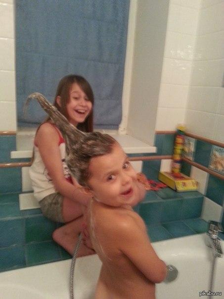подглядела за братом ванной фото без регистрации 20