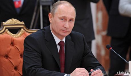 Жена между делом назвала Путина Путькой... Путька...
