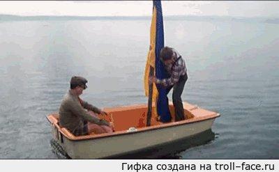 Украина непотопляемая.