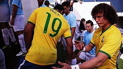 Развлечения Бразильцев