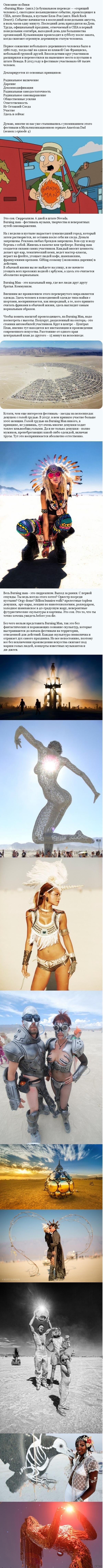 Фестиваль Burning Man Ищу попутчиков (V)_(*,,,*)_(V)