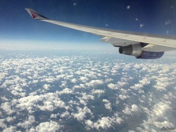 Полет Летел из Хабаровска в Москву