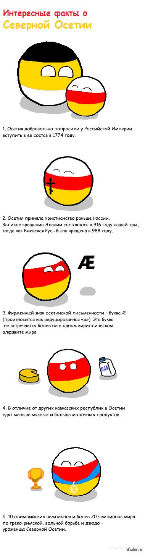 Факты о Северной Осетии