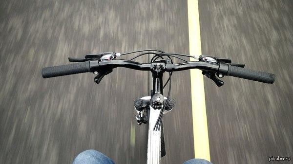 А я вот за лето научился на велосипеде без рук кататься А я вот за лето научился на велике без рук кататься, а чему за лето научились вы? :)