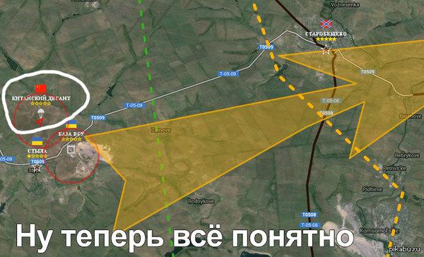 Страшная правда о поражениях армии Украины Помощь пришла откуда не ждали