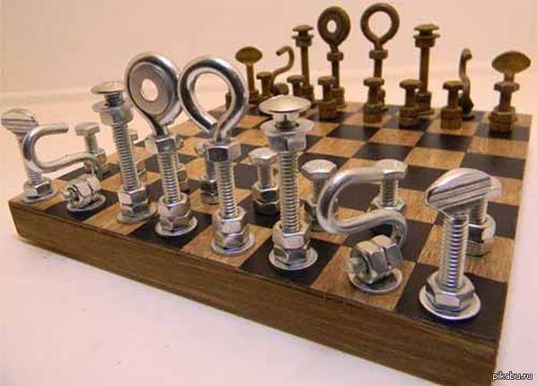 шахматы для иженеров.