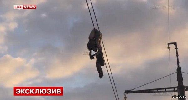 Украина сегодня. Вероятно выкинуло взрывной волной. Локальный ад, в который попали отступающие войска ВСУ
