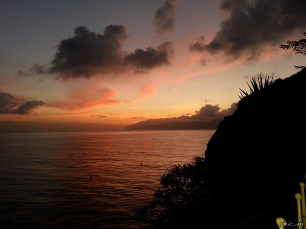 Приятного вечера ребятки) Италия. остров Капри. 27 августа 2014