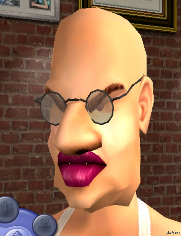 Когда руки добираются до Sims...