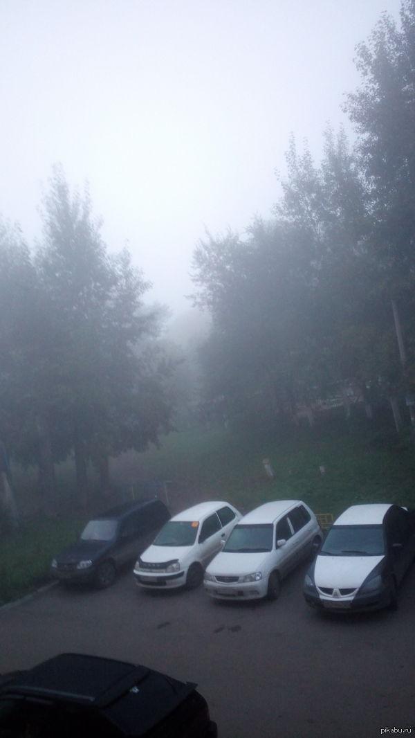 Уснул в Красноярске Проснулся в Silent Hill