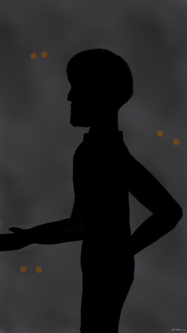 Пятничное моё Нарисовал Шегги из довольно известного мультфильма! Всё на том же Яфоне