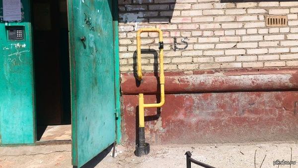 Необычное техническое решение Что побудило строителей сделать именно так?