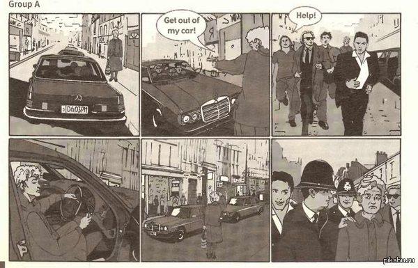 Grand Theft Auto V Babka edition Вот такую забавную вещь заметил в книге по инглишу.