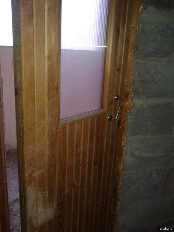 Нужные двери всегда открываются со скрипом... Подмосковье