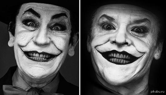 Фотограф Сандро Миллер совместно с Джоном Малковичем создал серию фотографий, копирующих известные моменты и культовых личностей XX века. На создание длиннопоста нет времени, ссылка на источник внутри.