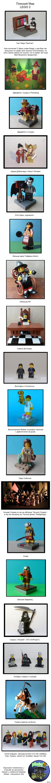 Плоский Мир. Лего 2 (Длиннопост) Взято отсюда    https://www.flickr.com/search/?q=lego discworld