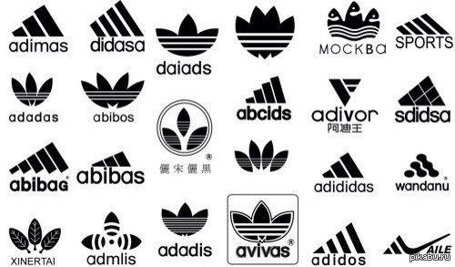 На заметку Гайд по логотипам известных брендов