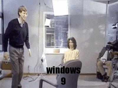 История о windows 9 (переделанный боян)