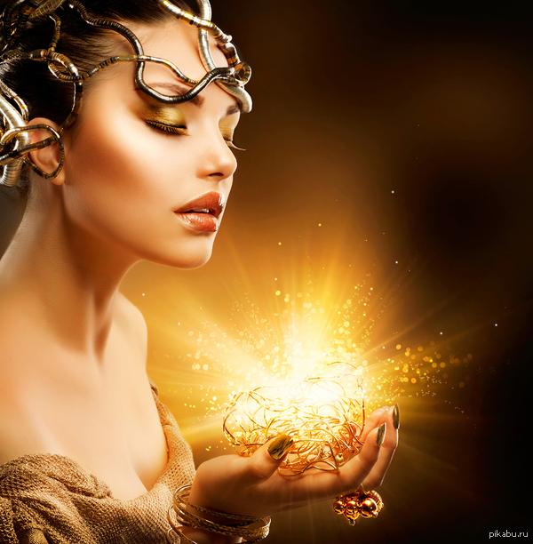 Волшебница Огня