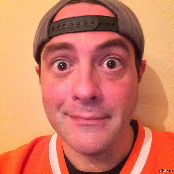 Кевин Смит без бороды Кажется, рак на горе все-таки свистнул.