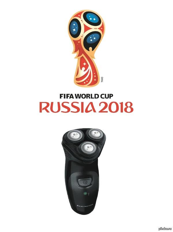 Представлен логотип Чемпионата мира по футболу 2018